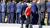 """الإعلام البريطاني: خطة ماي للانسحاب من الاتحاد الأوروبي تنهار بعد """"مذلة"""""""