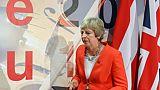 Négociations du Brexit : Theresa May dénonce une impasse et blâme l'UE