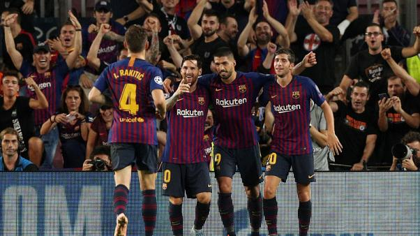 Spanish Federation Rejects Barcelona Girona Request To Play La Liga Game In U S Source