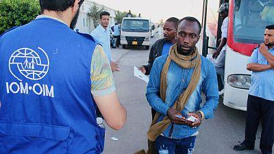 Travellers wait as fighting shuts runways in Libya
