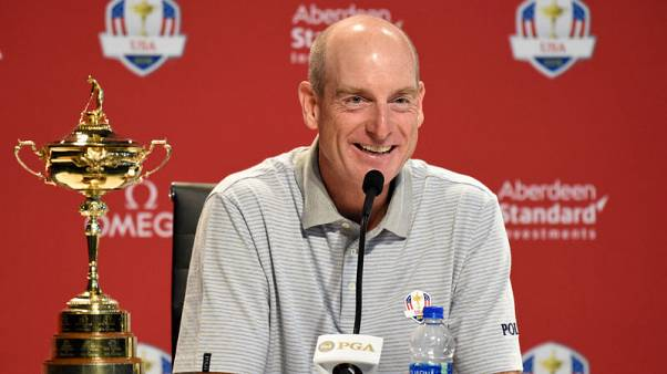 Americans desperate to end 25 years of Ryder Cup travel sickness