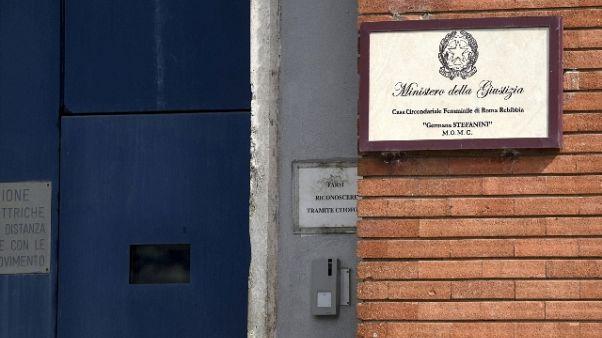 Detenuta Rebibbia:salvato figli da mafia