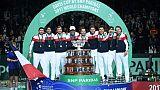 Coupe Davis: la finale France-Croatie à Lille, comme en 2017