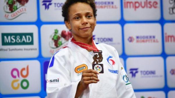 Judo: Buchard a remonté la pente