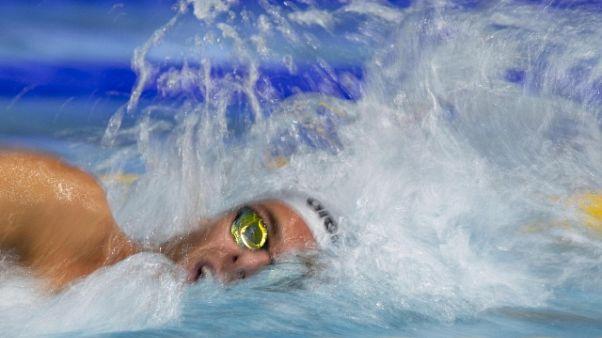 """Nuoto: Paltrinieri """"non sono sazio"""""""