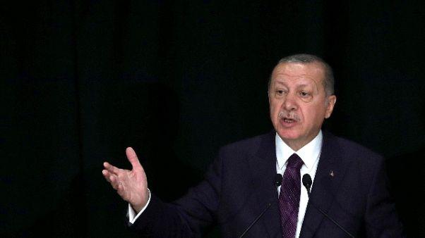 Euro 2024: Turchia sfida Germania