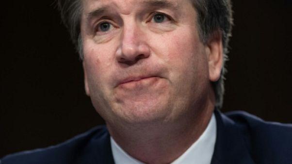 Cour suprême: l'accusatrice du juge Kavanaugh va-t-elle témoigner devant le Sénat?