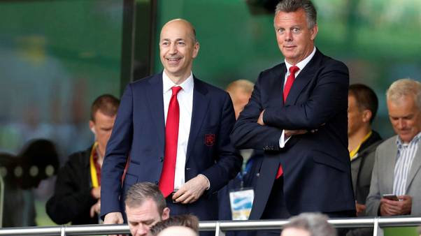 Arsenal's Emery says club can cope without Gazidis
