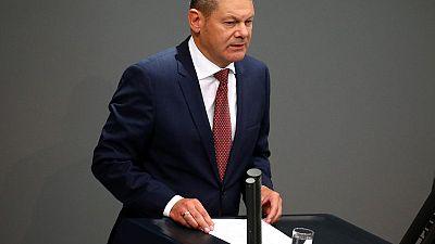 Turkey not seeking economic aid from Berlin - German finance minister