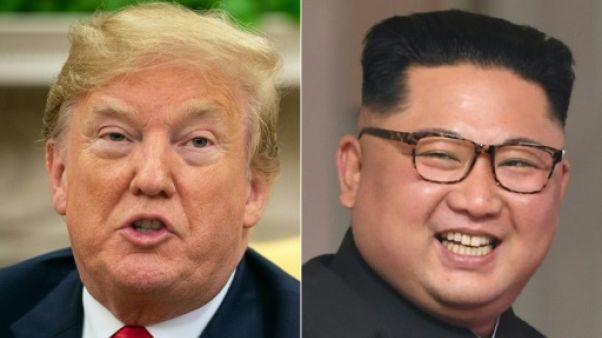 """Corée du Nord: Trump s'accroche à son """"succès"""" diplomatique"""
