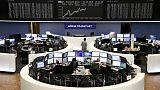 مؤشر للأسهم الأوروبية يحقق أفضل سلسلة مكاسب في عقدين