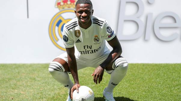 Vinicius called into Real squad for Espanyol game