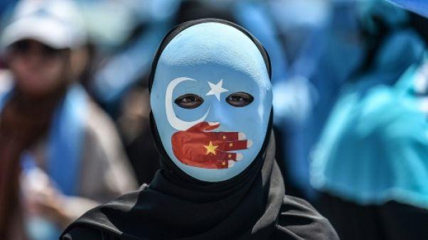 Washington ouvre un nouveau front avec Pékin en dénonçant le sort des Ouïghours