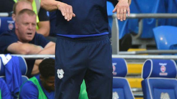 مدرب كارديف: عودة جوارديولا بعد الإيقاف تمنح دفعة لسيتي