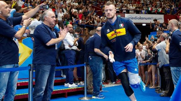 Pallavolo: Mondiali,Italia-Finlandia 3-0