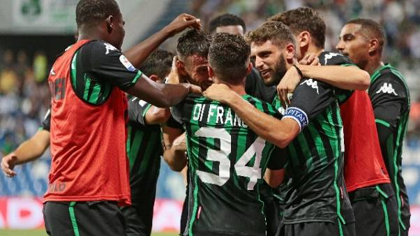 Serie A: Sassuolo-Empoli 3-1