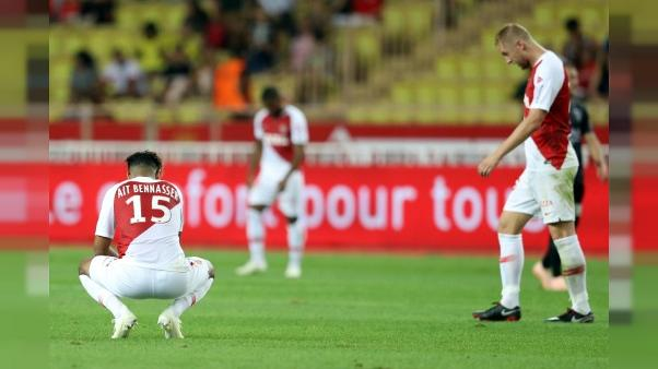 Ligue 1: Monaco tenu en échec par Nîmes