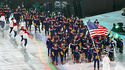 Olympics - USOC boosts payments to Paralympians