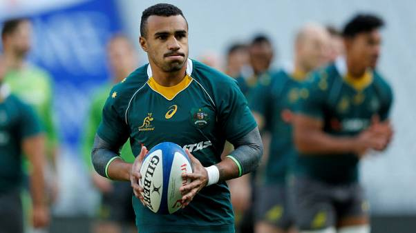 Rugby - Wallabies will respond to 'hardest' loss, says Genia