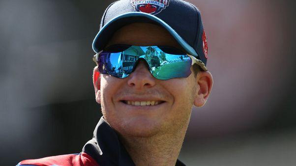 Cricket - Australia's Smith scores half century on club return