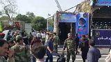 Iran's Khamenei blames Gulf Arab states for military parade attack