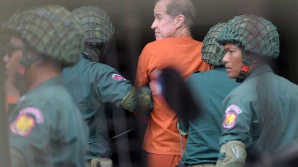 Cambodge: un cinéaste australien gracié va être expulsé