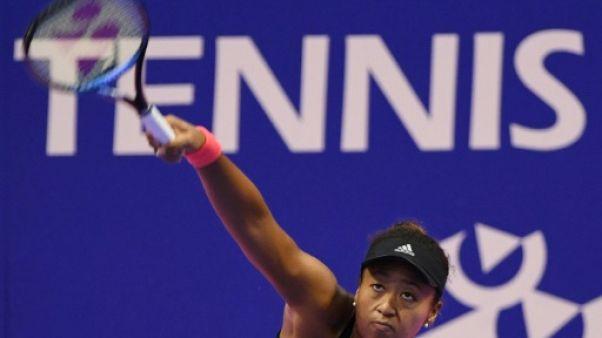Tennis: Naomi Osaka rejoint Karolina Pliskova en finale à Tokyo