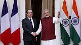 مطالبات باستقالة رئيس وزراء الهند بسبب صفقة طائرات فرنسية