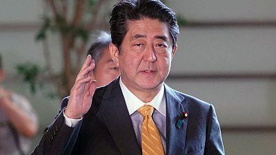 Japan PM Abe to visit Darwin in first since World War II - media