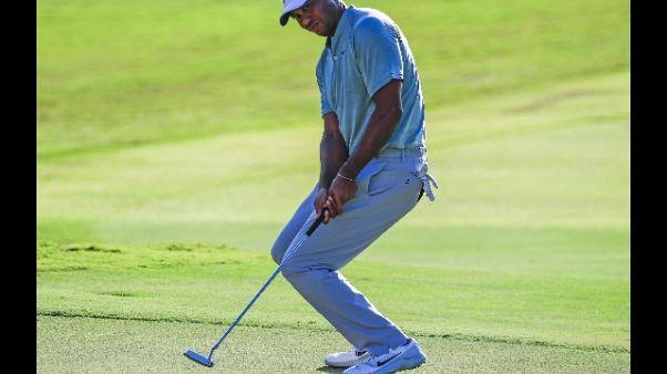 Golf: Fedex Cup, Rose e Woods in testa