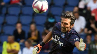 PSG: Buffon titulaire à Rennes puis Reims, confirme Tuchel