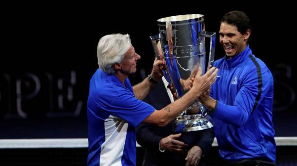 Tennis - Europe leads Laver Cup despite shock defeat for star duo