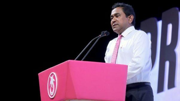 """Maldives: la présidentielle ne sera pas """"libre et équitable"""", avertissent des observateurs"""