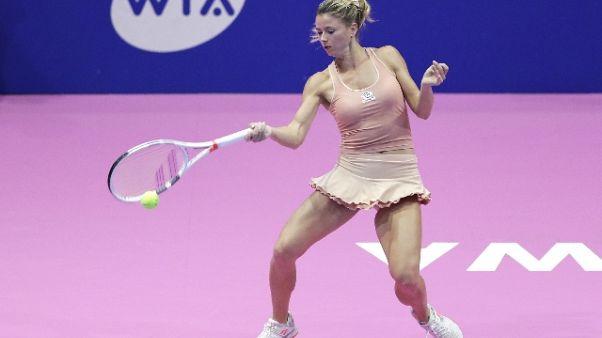 Tennis: Tokyo, Giorgi stop in semifinale