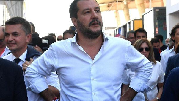 Salvini, nessuna strategia doppio forno