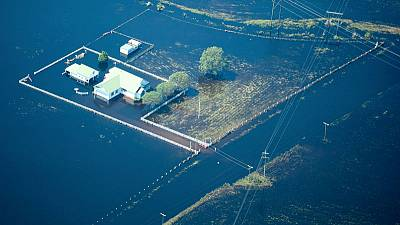 South Carolina communities race to beat dangerous flooding