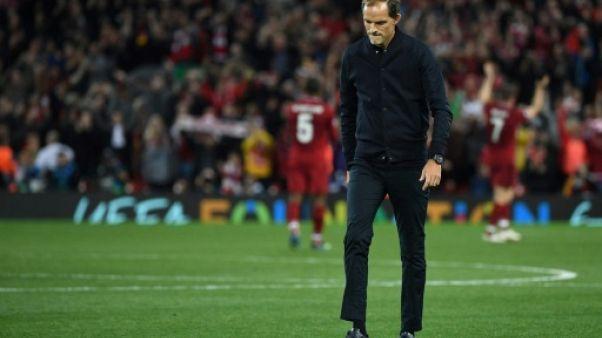"""Paris-SG: Tuchel ne peut """"pas expliquer"""" le niveau de la """"MCN"""" contre Liverpool"""