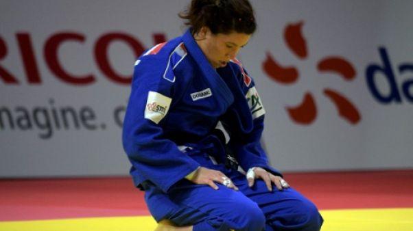 Mondiaux de judo: pas de médaille pour Receveaux (-57 kg), battue en repêchage