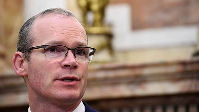 Irish foreign minister says Brexit backstop deal is doable
