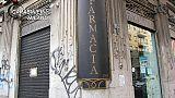 Nas sequestrano farmacia a Milano