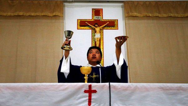 اتفاق بين الفاتيكان والصين بشأن تعيين الأساقفة في البلد الشيوعي