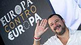 Salvini, da Raggi mi aspettavo di più