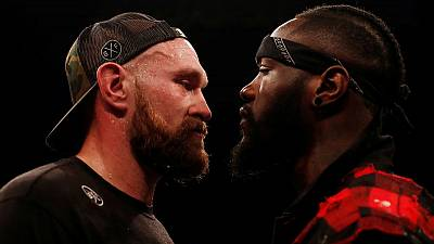 Wilder and Fury to fight for world title on December 1