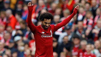 Salah helps Liverpool thrash Southampton to go top