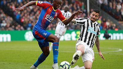 Newcastle hold dominant Palace to goalless stalemate