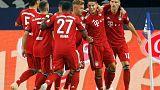 James on target as Bayern ease past Schalke