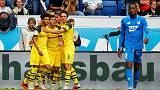 Late Pulisic goal rescues draw for 10-man Dortmund