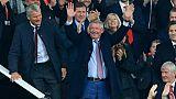 Manchester United: Ferguson de retour à Old Trafford