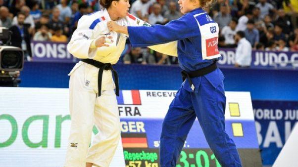 Judo: les Bleus au ralenti, le Japon en quatrième vitesse
