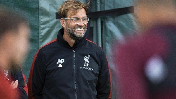 Premier: Liverpool a punteggio pieno